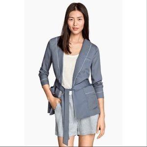 H&M Conscious  Gray women's  Blazer